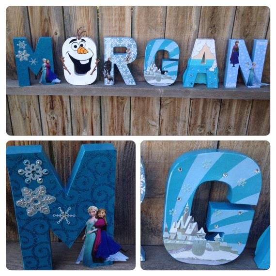 Custom Handmade Frozen Queen Elsa Themed By Thelittlethingshouse