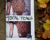 TOTAL TRASH #1: a disposable camera zine