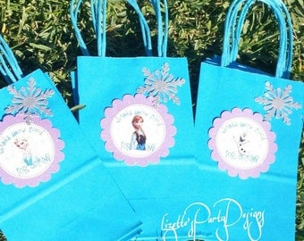Frozen, Goodie bag, Tags, 10ct.