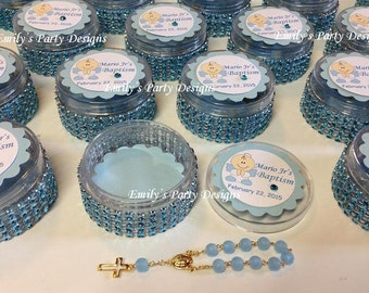 Baptism Favors, First Communion Favor or any religious event. (Price is per one dozen)