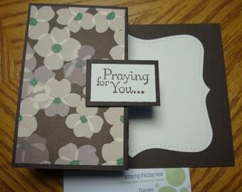 Stampin up Prayers