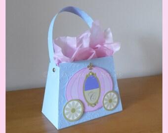 Princess Carriage Favour Bag