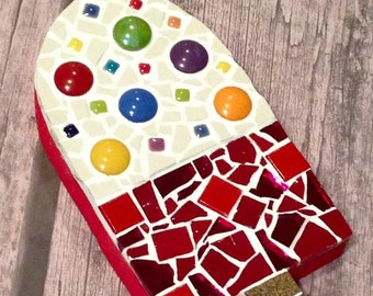 Fun Lily Mosaics D.I.Y. Mosaic Lolly Kit for adults and children