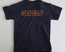 Periodic Broncos Denver Broncos T Shirt