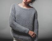 Classic Sweater Knitting Kit