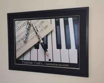 Items Similar To Redhead Lady Playing Piano Print Quot Why