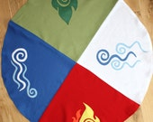 Listing for a custom request  for an Altar cloth - Pagan, Druid, Wiccan