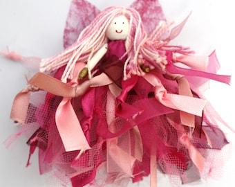 Pink handmade Novice Fairy