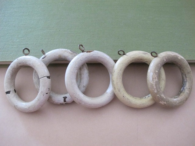 Vintage Curtain Rings Antique Curtain Rings Curtain Rings