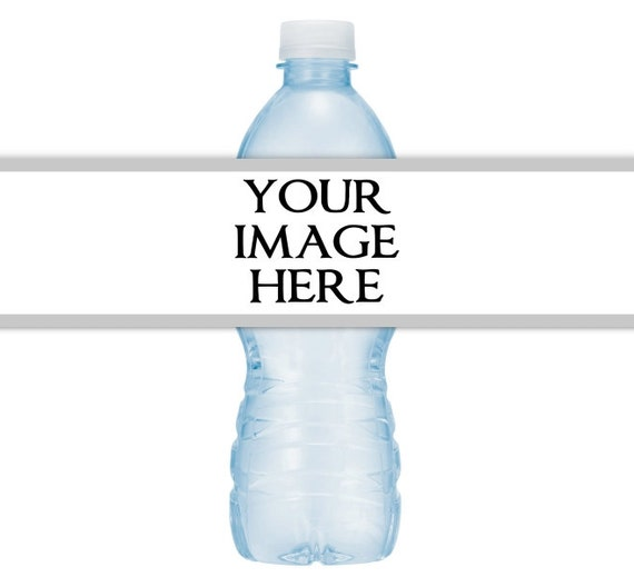 Gratifying image inside water bottle labels printable
