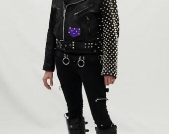 Custom jacket for Doompony