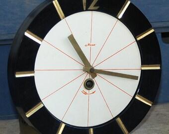 Vintage Mid-Century Clock