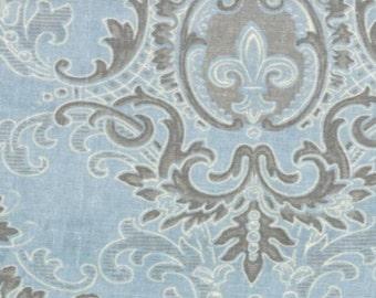Moda Fabric Puttin On The Ritz Blue