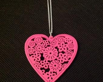 Pink Heartwork