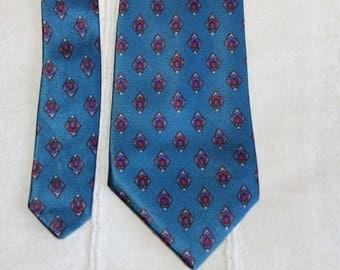 Aquascutum men necktie London men accessories designer tie