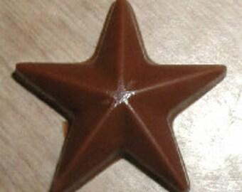 Bite Sized Star Chocolate Mold
