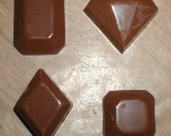 Gems Chocolate Mold