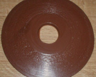 Retro 45 Record Chocolate Mold