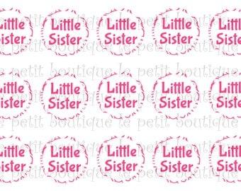 Little Sister Swirl
