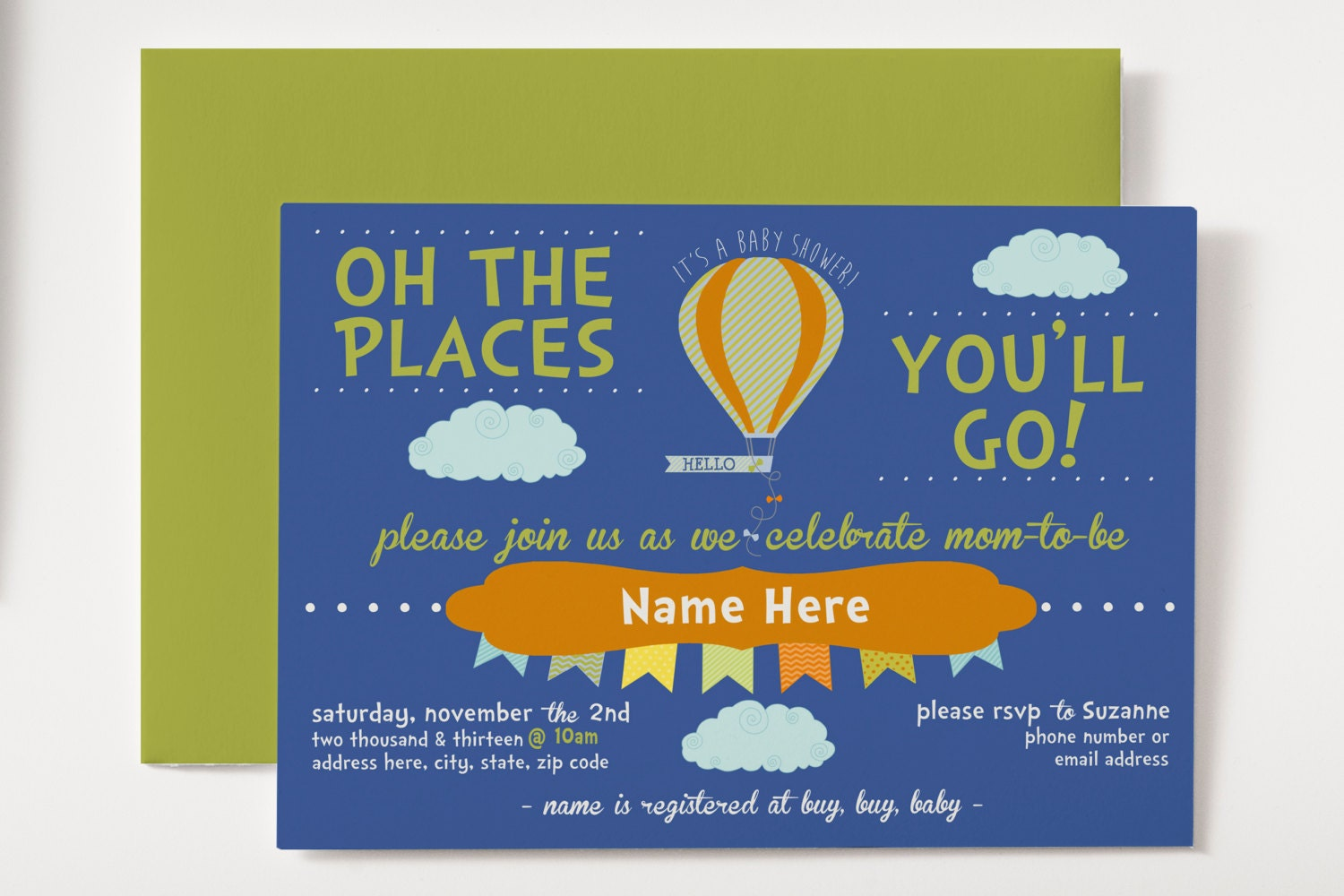 Custom Dr Seuss Baby Shower Invitations as perfect invitations sample