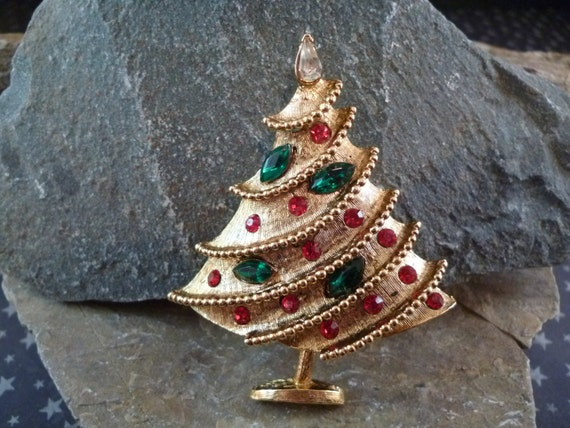 Weiss beaded rope garland christmas tree collectible vintage