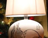 Lamp of Totoro Ghibli