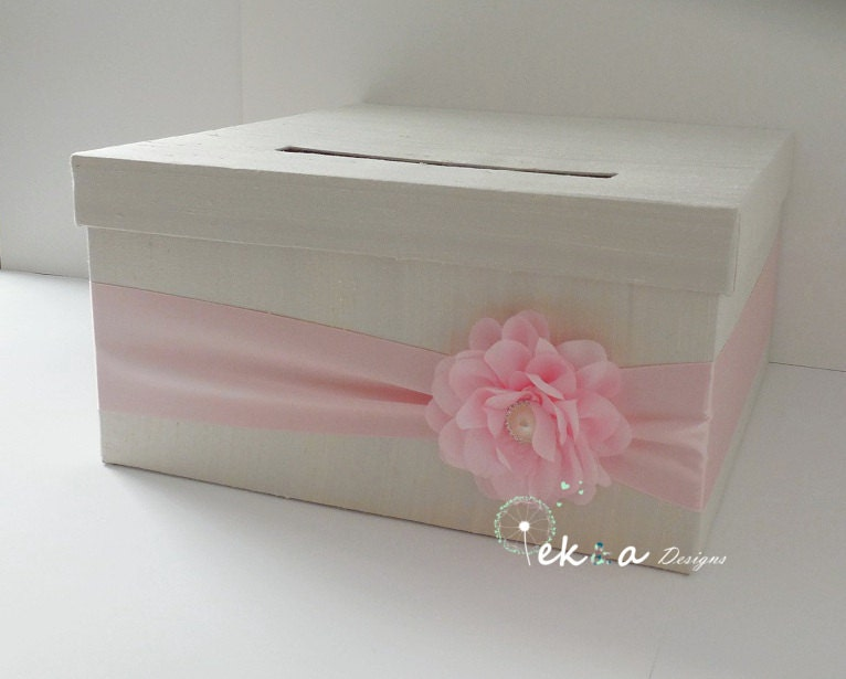 Wedding Gift Box Etsy : Wedding card box / wedding gift card box / wedding money box /