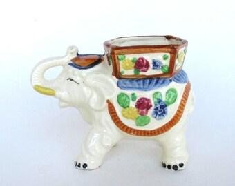 Made In Japan Elephant Vase