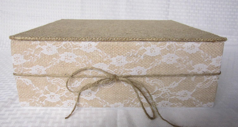 12 Square Wedding Cake Stand Riser Pedestal Lace