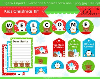 Sale!!! Christmas Kit