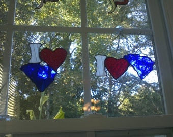 I love SC Stained Glass Suncatcher