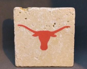 Texas Longhorns Coaster