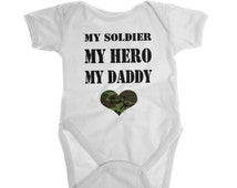 Popular items for camo baby on Etsy
