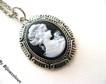 Beautiful Necklace...  VN101 - pendant necklace - charm necklace - gift under 12