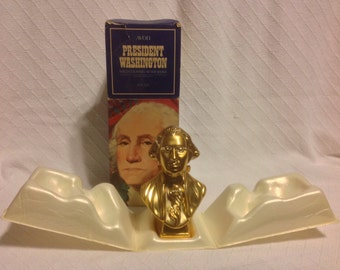 Avon George Washington 1979 New In Box Never Displayed Or Used