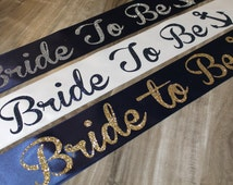 Nautical Tying the Knot Bachelorette sash future mrs sash bridal shower sash with glitter anchor, nautical theme bachelorette sash