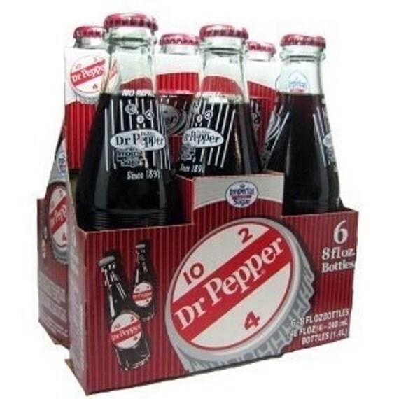Dating old dr pepper bottles