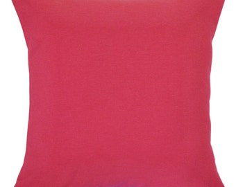 Red Cushion Cover 45x45cm