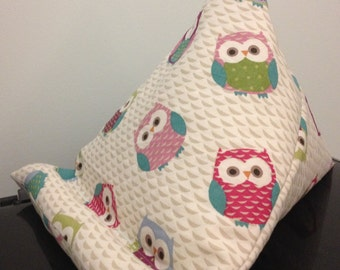 Owls iPad/Kindle/Tablet Pillow Stand