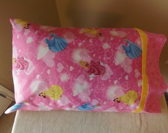 Disney Princess Pillow Case