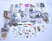 Super huge MIXED charms lot (jewelry making, wholesale)