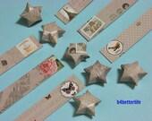 180 strips of DIY Origami Lucky Stars Paper Folding Kit. 26cm x 1.5cm. #K005. (XT Paper Series).