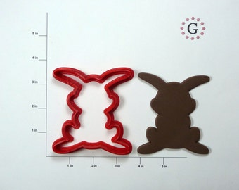 Barry the Bunny Cookie Cutter