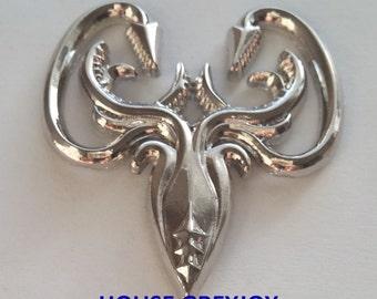 House Greyjoy 3D Pin