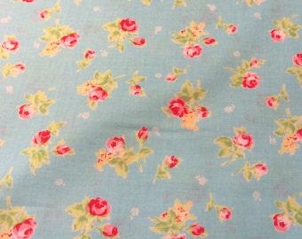 Half a meter of Lecien Flower Sugar fabric