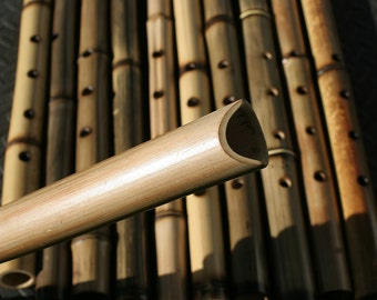 Bamboo Shakuhachi Flute (Healing Flutes)