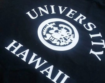 Keith Richards University of Hawaii Printed Short Sleeve T-shirt Top. The Rolling Stones Rare Mod 60s Vintage Style Sixties Album LP