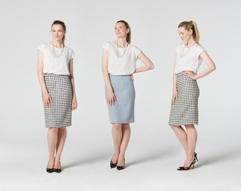 Pencil Skirt Sewing Pattern