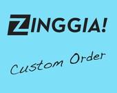 Custom order for Suzy Moyd