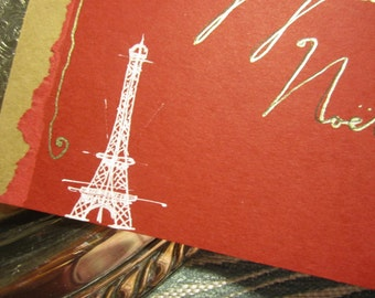 Christmas in Paris - Limited Edition Card